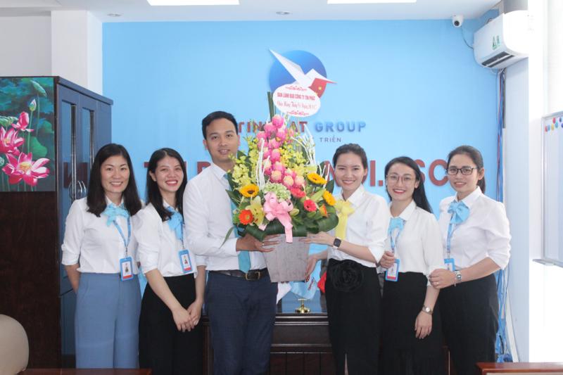 Tập đoàn Tín Phát tri ân, kỷ niệm 40 năm ngày Nhà Giáo Việt Nam 20 - 11