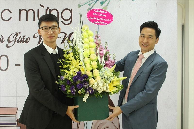 Ngày hiến chương Nhà giáo Việt Nam 20/11/2019 tại Tín Phát Group