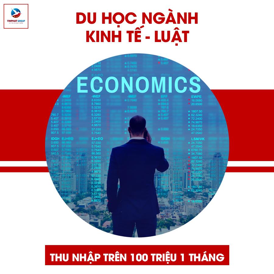 Hàn Quốc - Nhật Bản những địa điểm du học Ngành Kinh tế Luật tốt trên thế giới