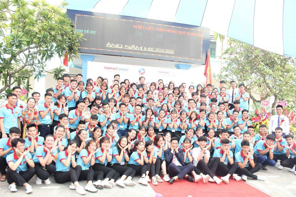 Lễ khai giảng năm học mới 2019 -2020 tại Tập đoàn Tín Phát