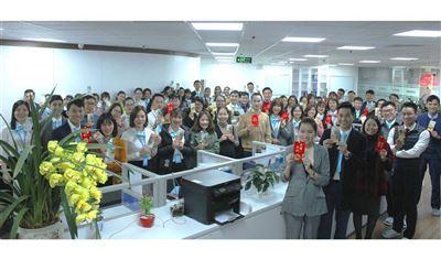 Khai xuân văn phòng Tín Phát Hà Nội