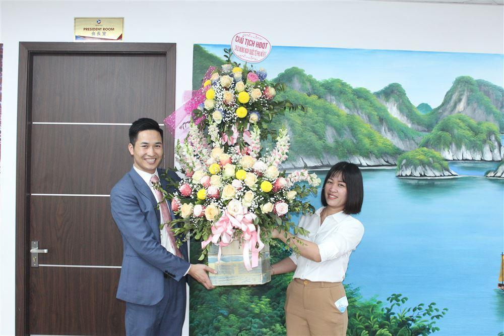 Tín Phát Group - Chúc mừng Quốc tế Phụ nữ 08/03/2020