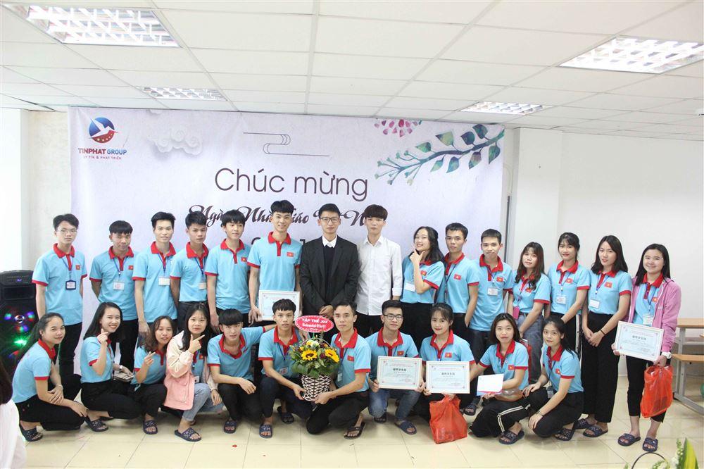 Album Tri ân ngày Nhà giáo Việt Nam 20/11/2019