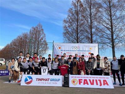 VÒNG CHUNG KẾT FAVIJA OLYMPIC TOKYO 2020