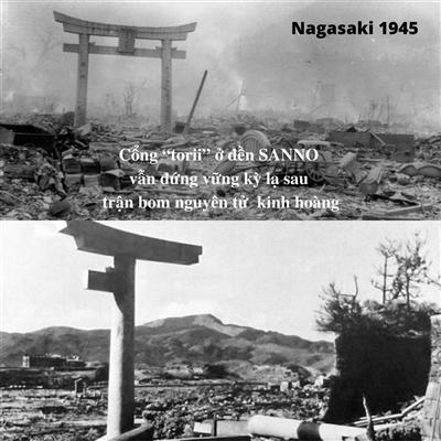 """Những công trình ở Nhật trở thành biểu tượng vì """"sống sót"""" qua thảm họa"""