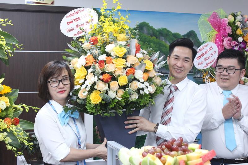 TinphatGroup chúc mừng kỷ niệm ngày Phụ nữ Việt Nam 20/10/2020