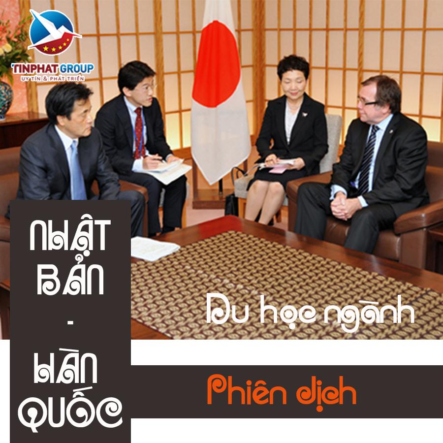 Du học ngành Phiên dịch cơ hội ngoại giao cực tốt cho các bạn trẻ