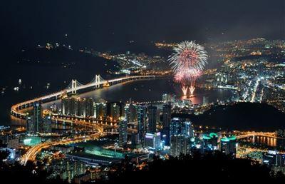 Du học Busan - Thành phố biển của Hàn Quốc