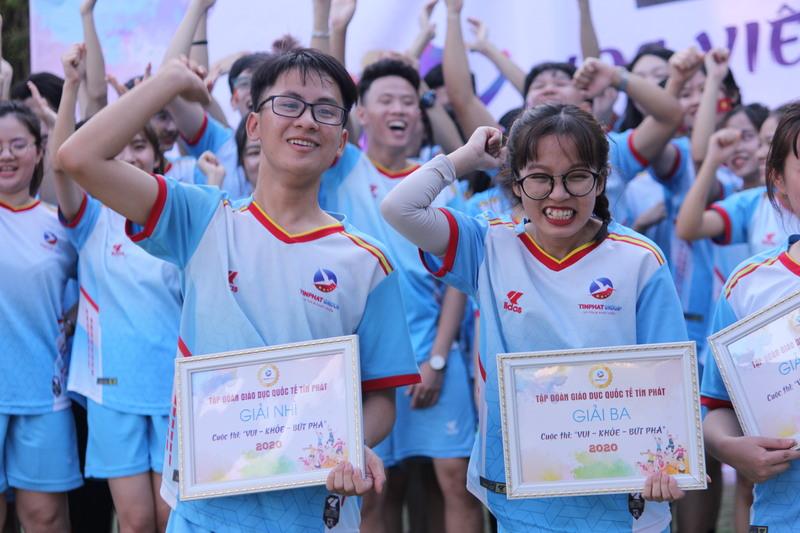 Vui hết mình cùng teambuilding Tín Phát 2020