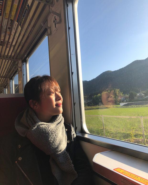 Giang Vũ - Cô bạn du học sinh Nhật Bản xinh đẹp, học giỏi, chăm làm và Vloger đình đám bao nhiêu người ngưỡng mộ