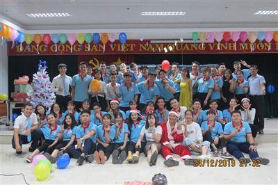 Noel 2019 của học sinh Tín Phát Hồ Chí Minh