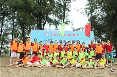 Teambuilding Đại gia đình Tín Phát Tháng 9.2019