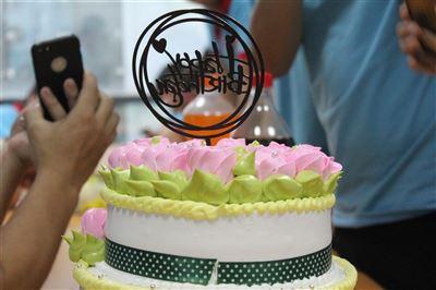 Sinh nhật tháng 7 của học viên Tín Phát Hà Nội