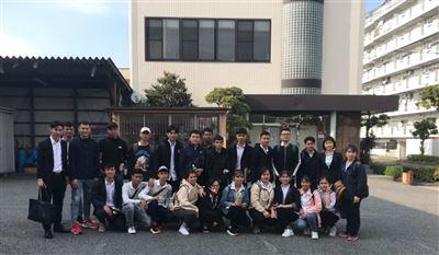 Cán bộ Tín Phát đưa du học sinh đi phỏng vấn xin việc làm tại Tokyo và Fukuoka-nishi
