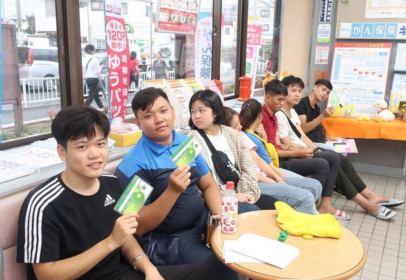 Du học Nhật - những việc cần làm trong ngày đầu tiên