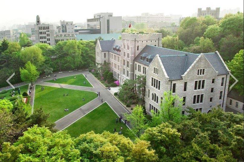 Giới thiệu về Trường đại học Korea University