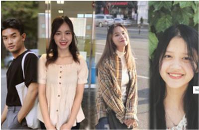 4 du học sinh Hàn Quốc là Vlogger nối tiếng kiếm tiền từ chính việc review cuộc sống du học sinh hay ho của mình